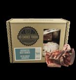 K9 Choice Frozen Asst'd Beef Bones 1.36kg
