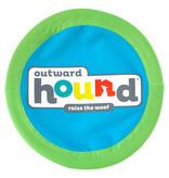 """Outward Hound Soft Fetch Flyer Blue 6.75"""""""