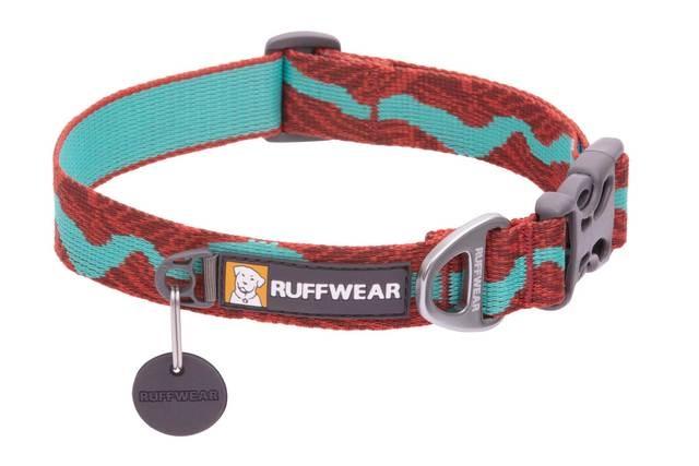 Ruffwear Flat Out Collar Colorado River