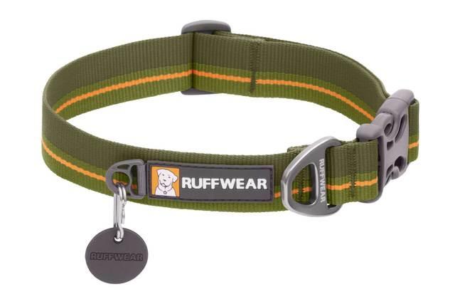 Ruffwear Flat Out Collar Forest Horizon