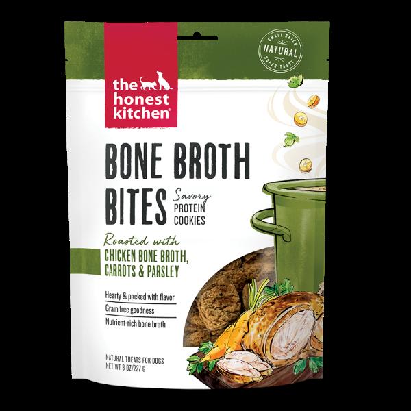 Honest Kitchen Bone Broth Bites 8oz
