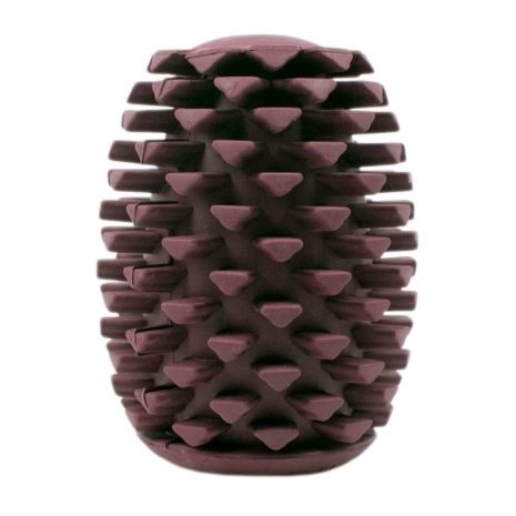 """Tall Tails Tall Tails 4"""" Rubber Pinecone"""