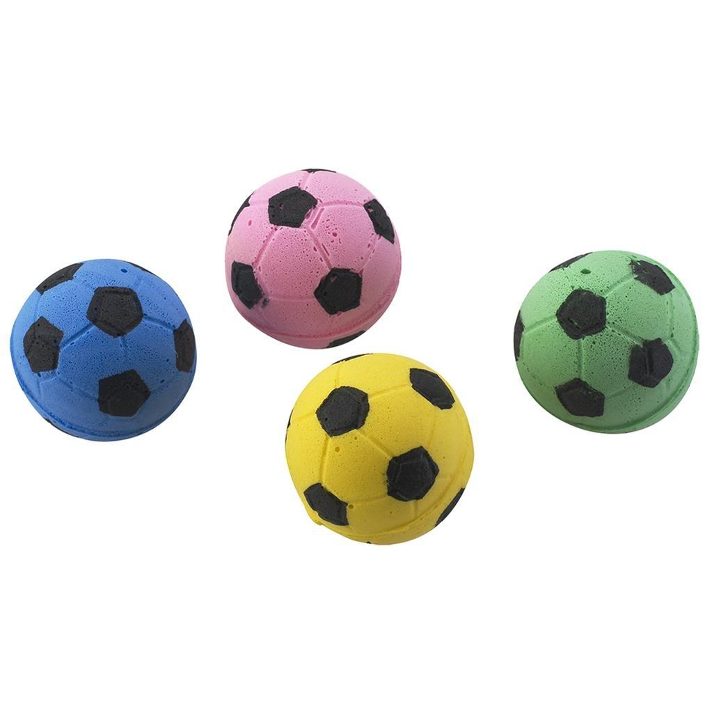 Ethical Sponge Soccer Balls 4PK