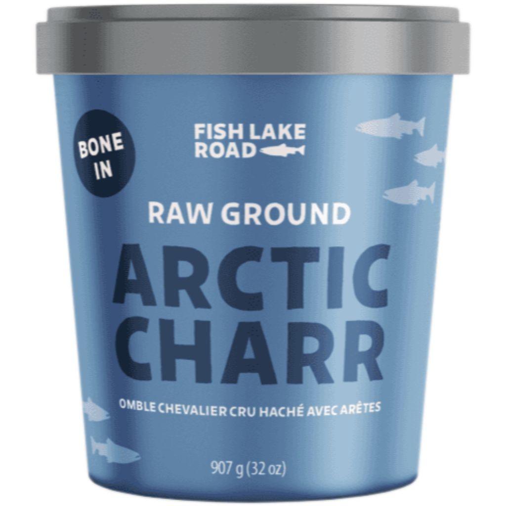 Fish Lake Road Frozen Raw Arctic Char 907gm