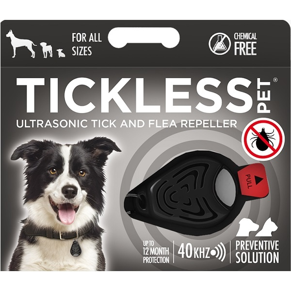 Tickless Tickless Ultrasonic Repeller