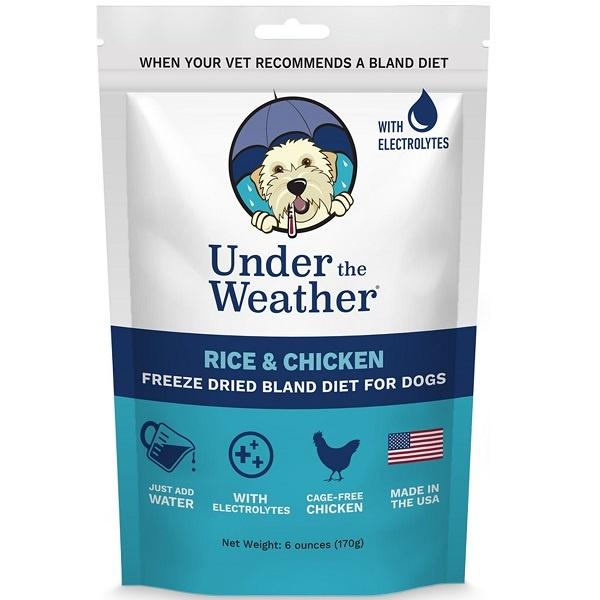 Under the Weather Rice & Chicken w/ Electrolytes 6oz