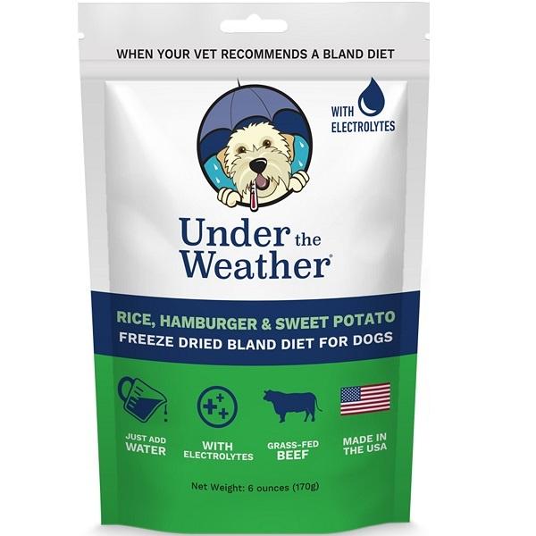 Under the Weather Rice & Hamburger w/ Electrolytes 6oz