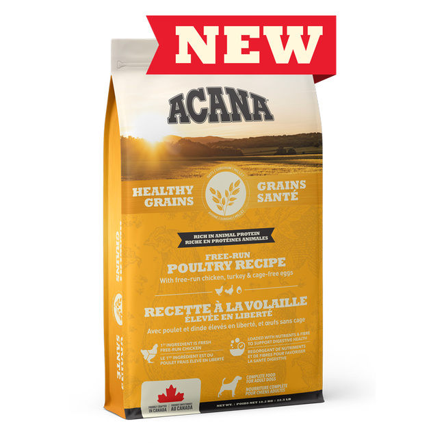 Champion Acana Healthy Grains Poultry