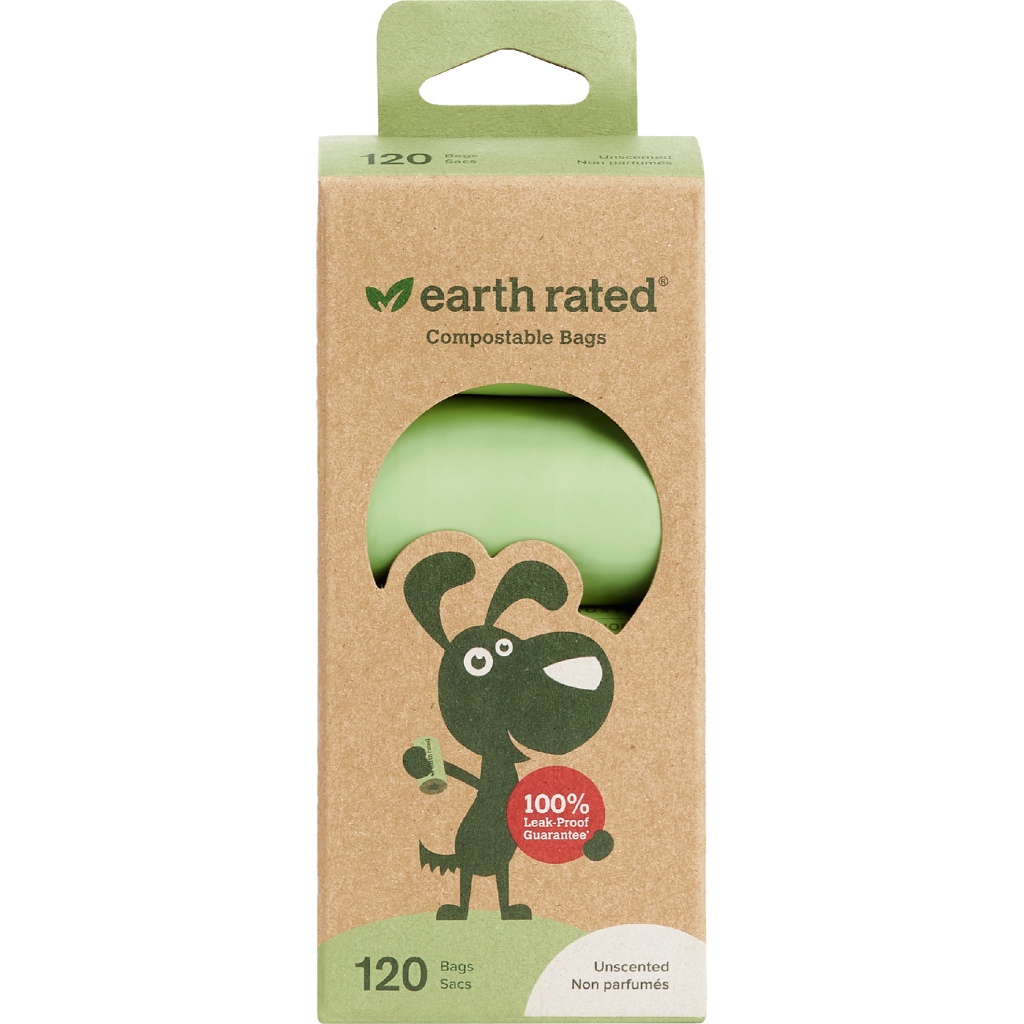 Earth Rated Earth Rated Compost Bags 8 Rolls