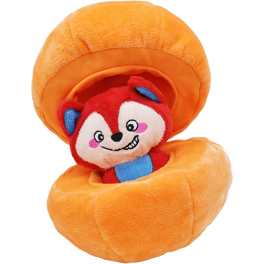 "Hugsmart Puzzle Hunter Pumpkin 7.5"""