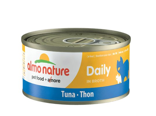 Almo Almo Daily Tuna in Broth 70g