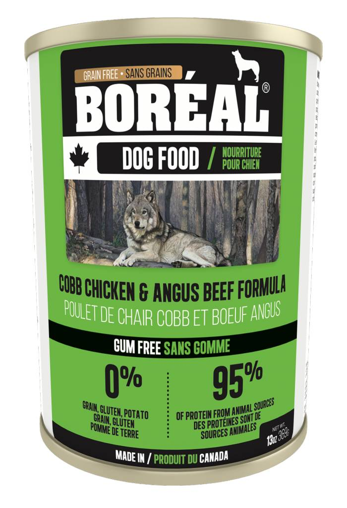 Boreal Boreal Dog Can Chicken & Beef 690g