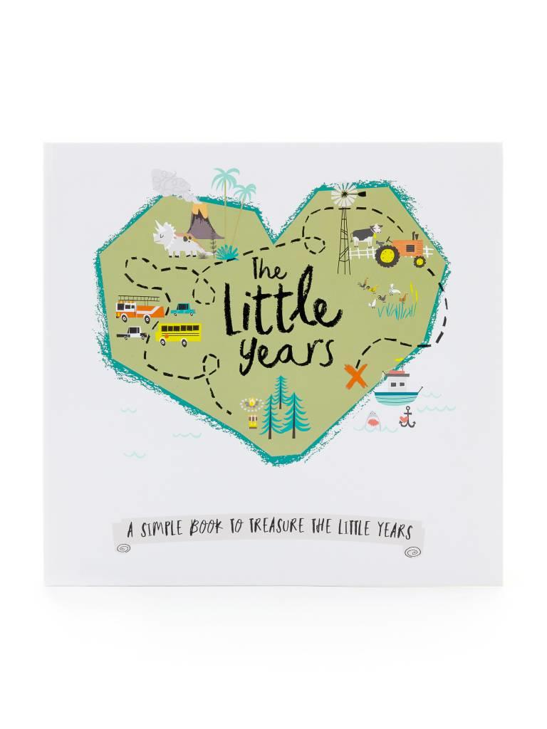 The Little Years Memory Book