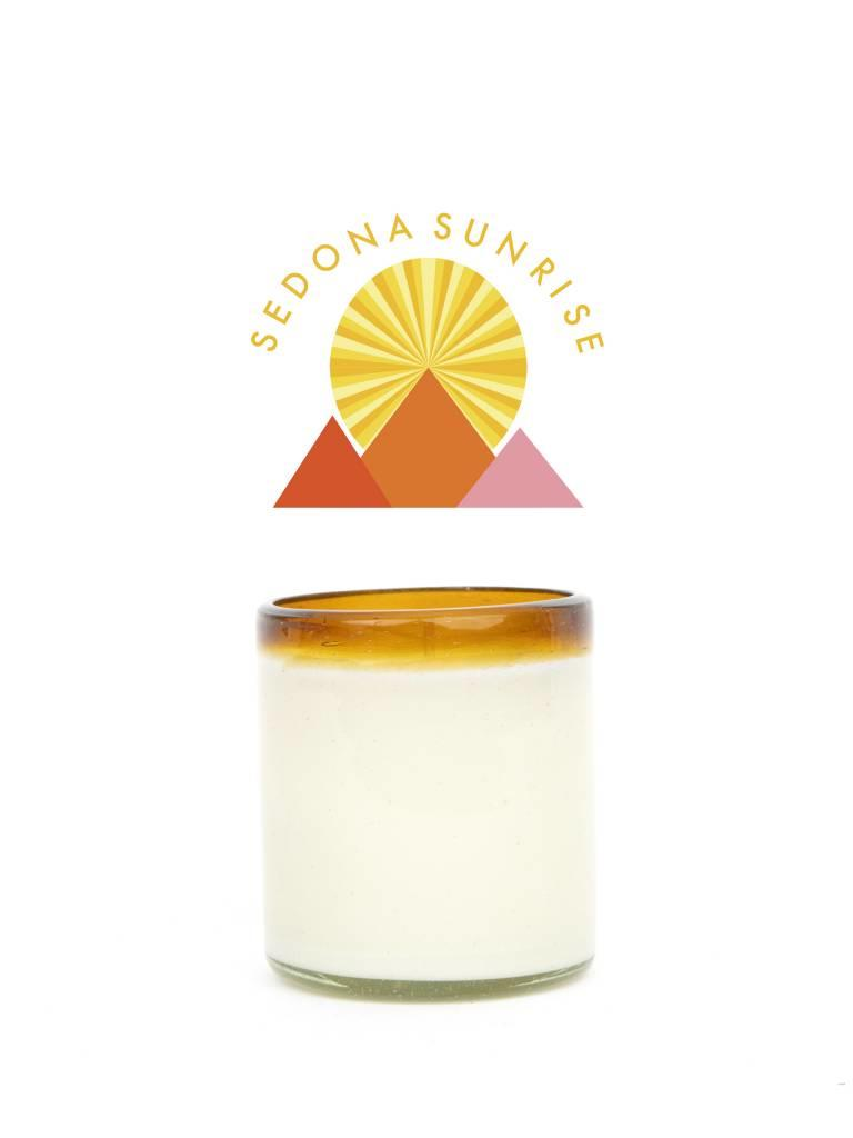 Sedona Sunrise Frances Candle