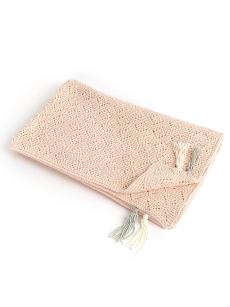 Blabla Pointelle Blanket