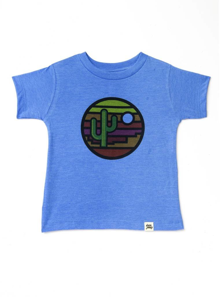 Stained Glass Toddler Tee