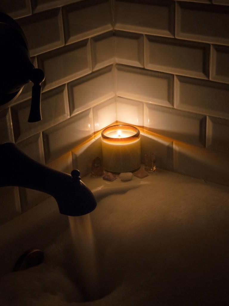 Sedona Sunrise Frances Candle