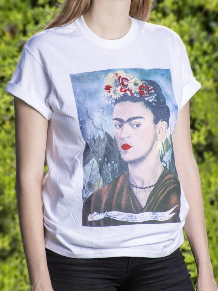 Frida & Flowers Tee