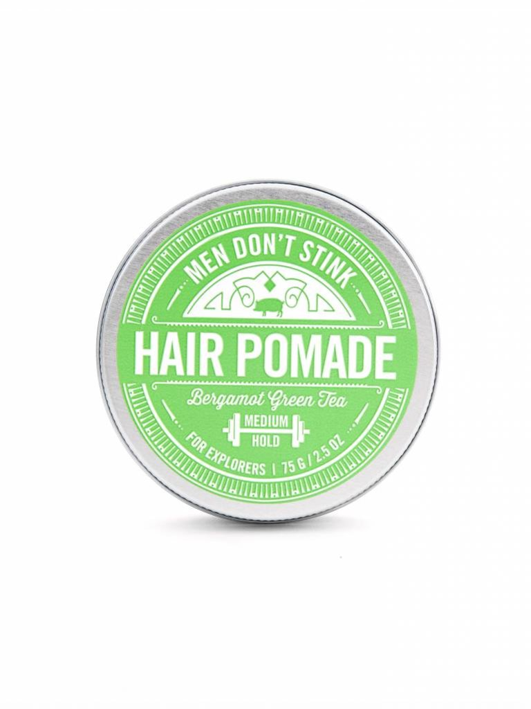 Frances Boutique Holiday Gifts Explorer Hair Pomade, Medium Hold