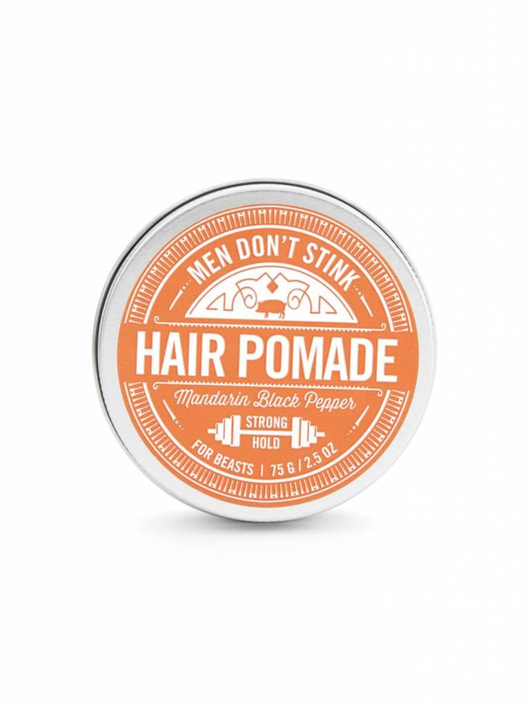 Beast Hair Pomade, Strong Hold