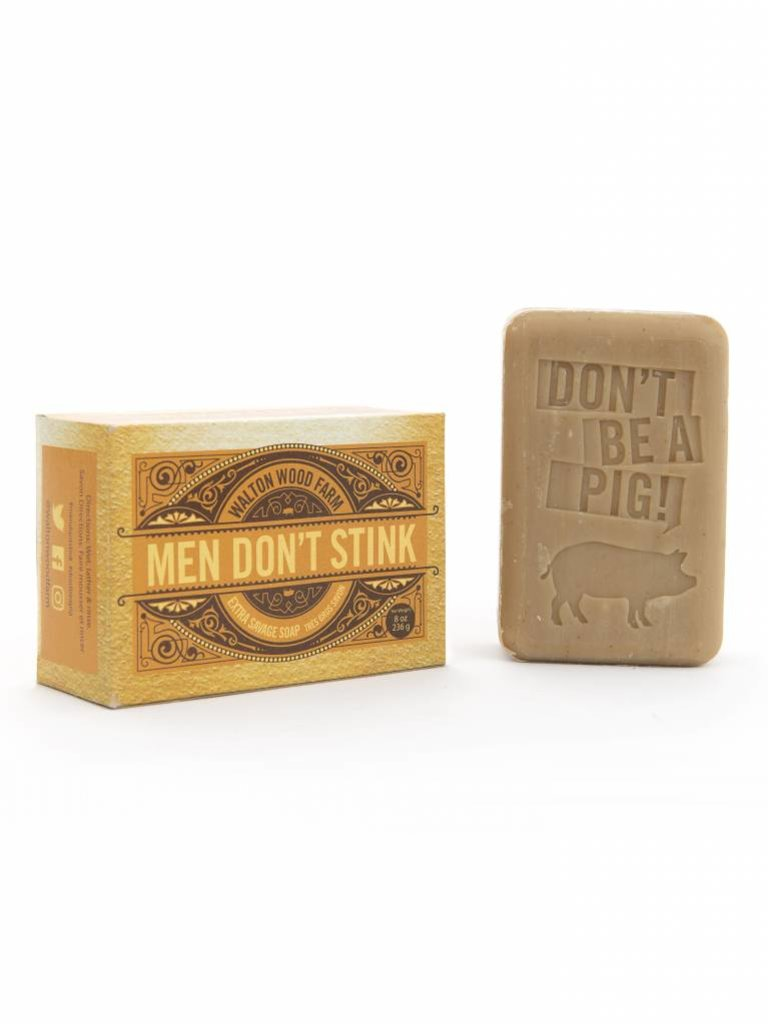 Men Don't Stink Soap