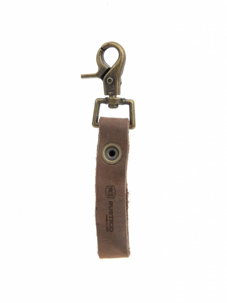 Super Loop Leather Keychain