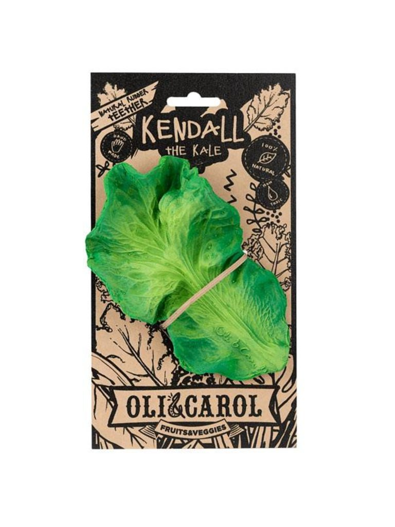 Kendall the Kale Veggie Teether