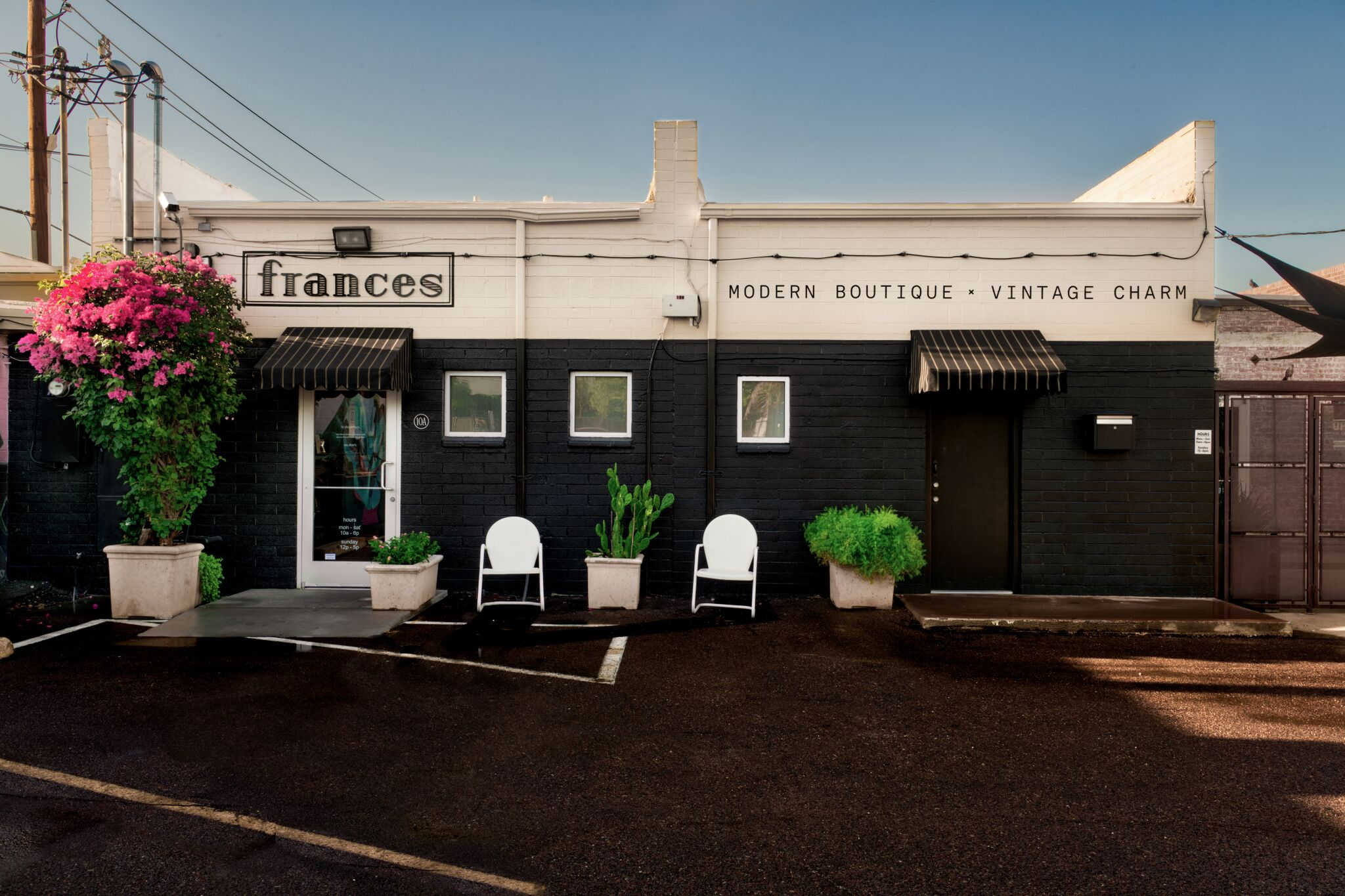 Phoenix, Arizona gift shop and souvenir destination, Frances boutique