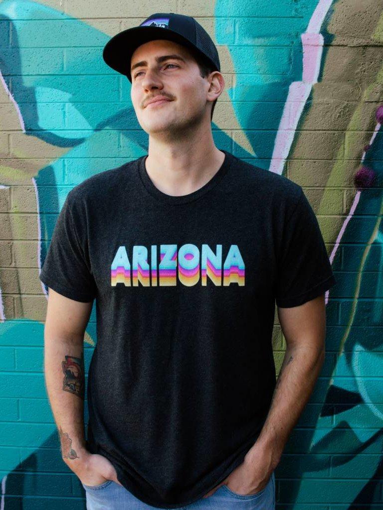 Turquoise Arizona Tee
