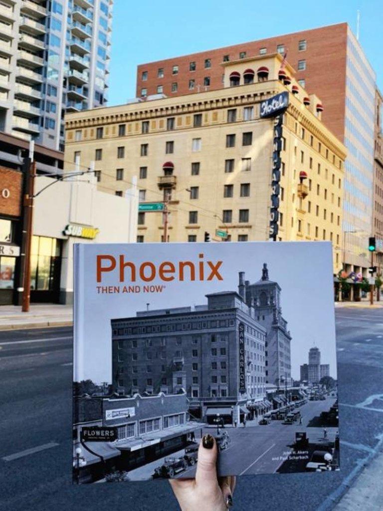 Phoenix: Past and Present