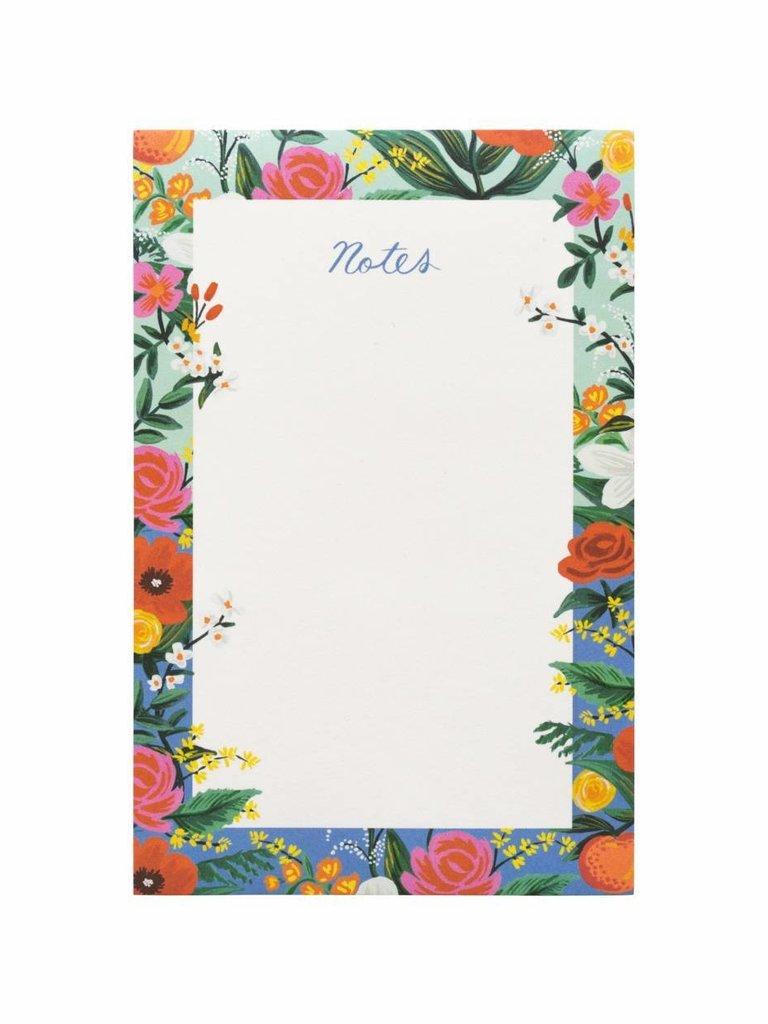 Orangerie Notepad