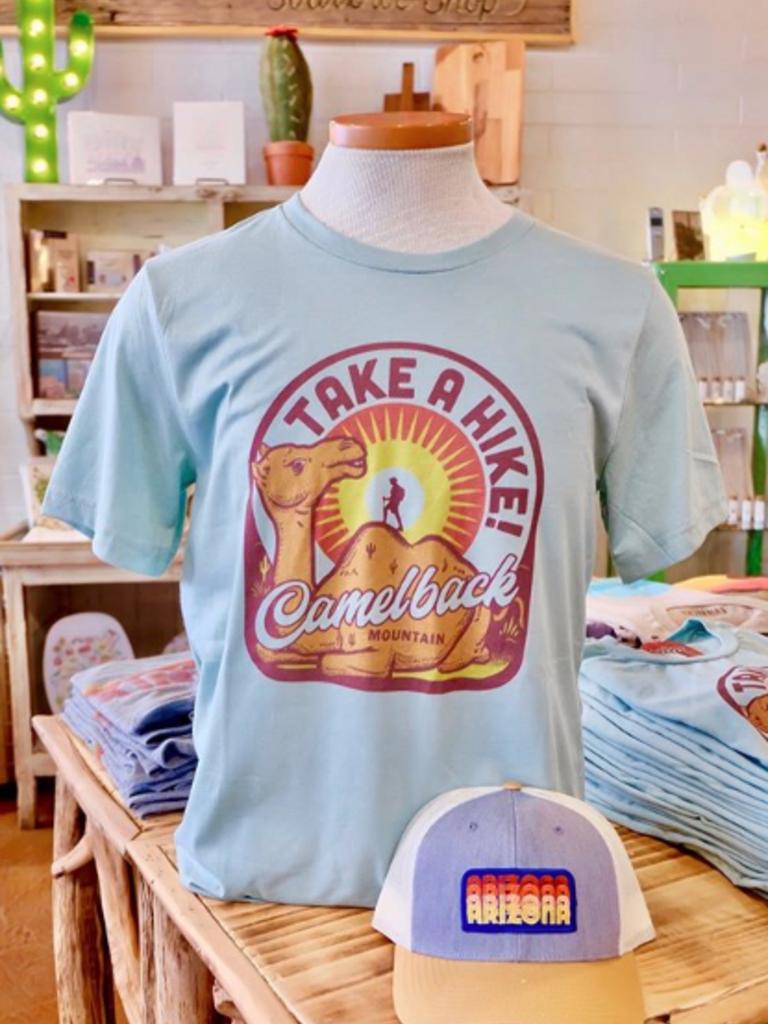 Take a Hike Camelback Tee