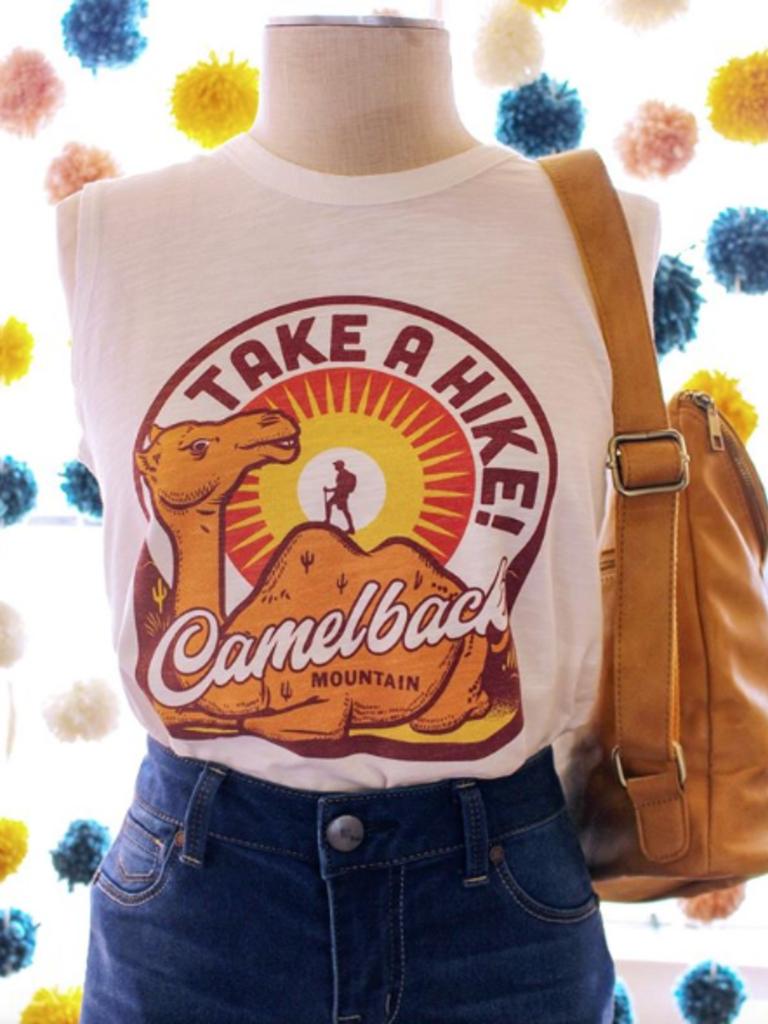 Take a Hike Camelback Tank