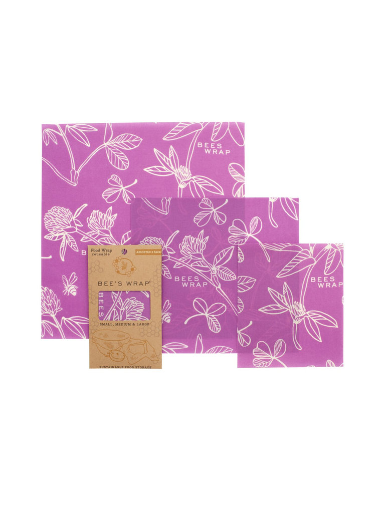 Bee's Wrap Variety Pack, Clover