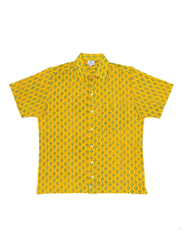 Cactus Button Up Shirt