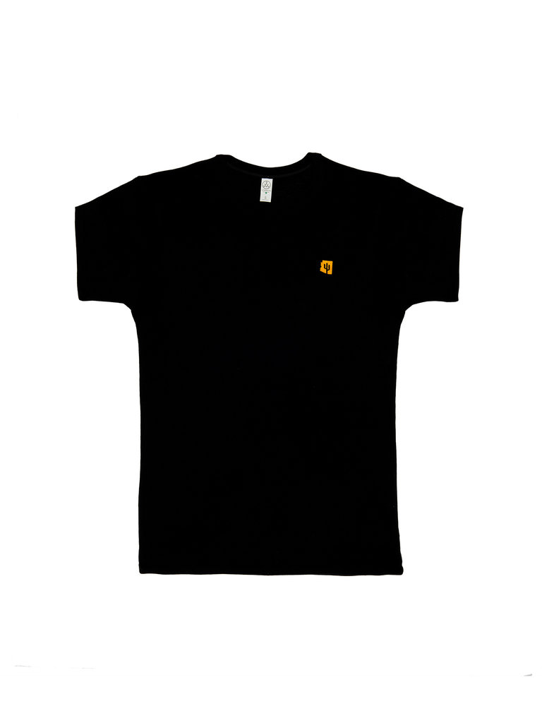 Black & Gold Arizona Tee