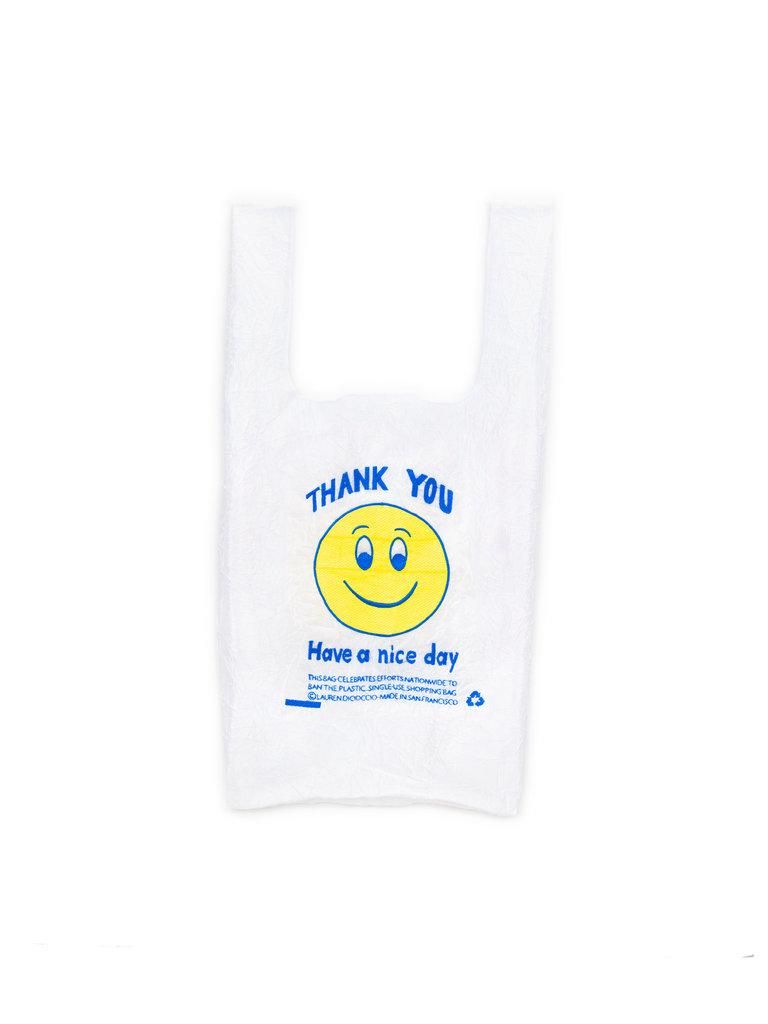 Smile Shopping Bag