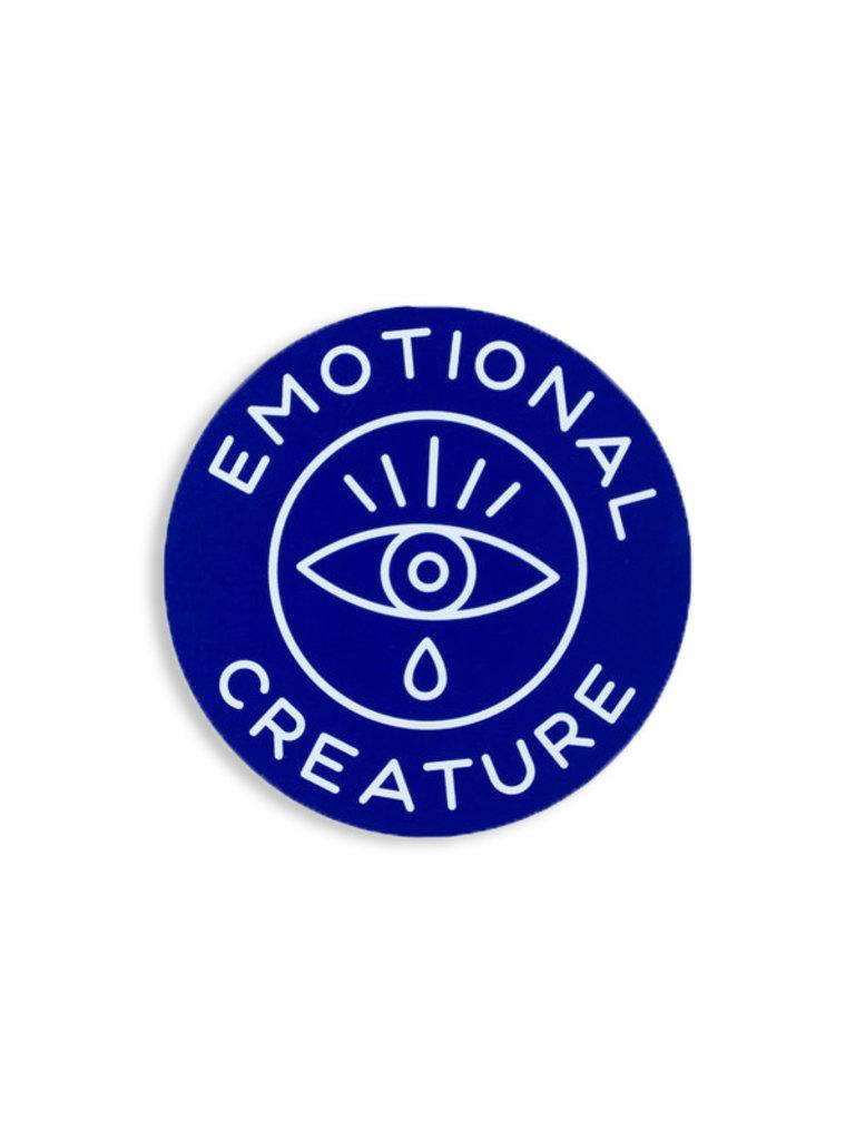 Emotional Creature Sticker