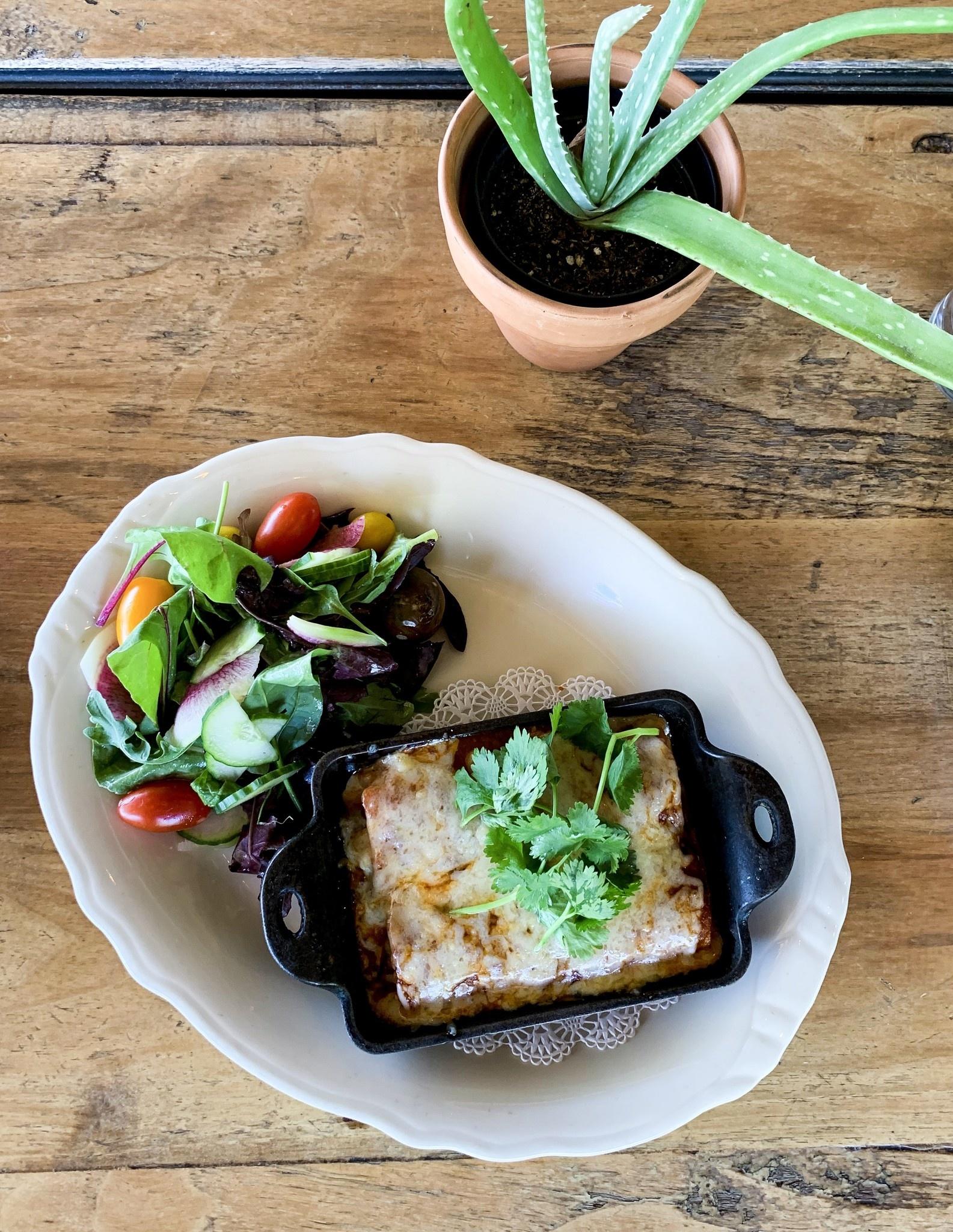 beckett's table phoenix menu veggie enchilada recipe