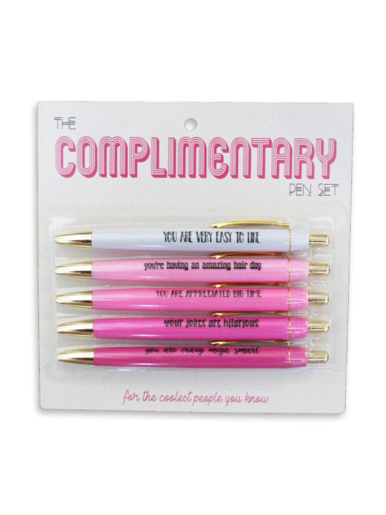 Complimentary Pen Set