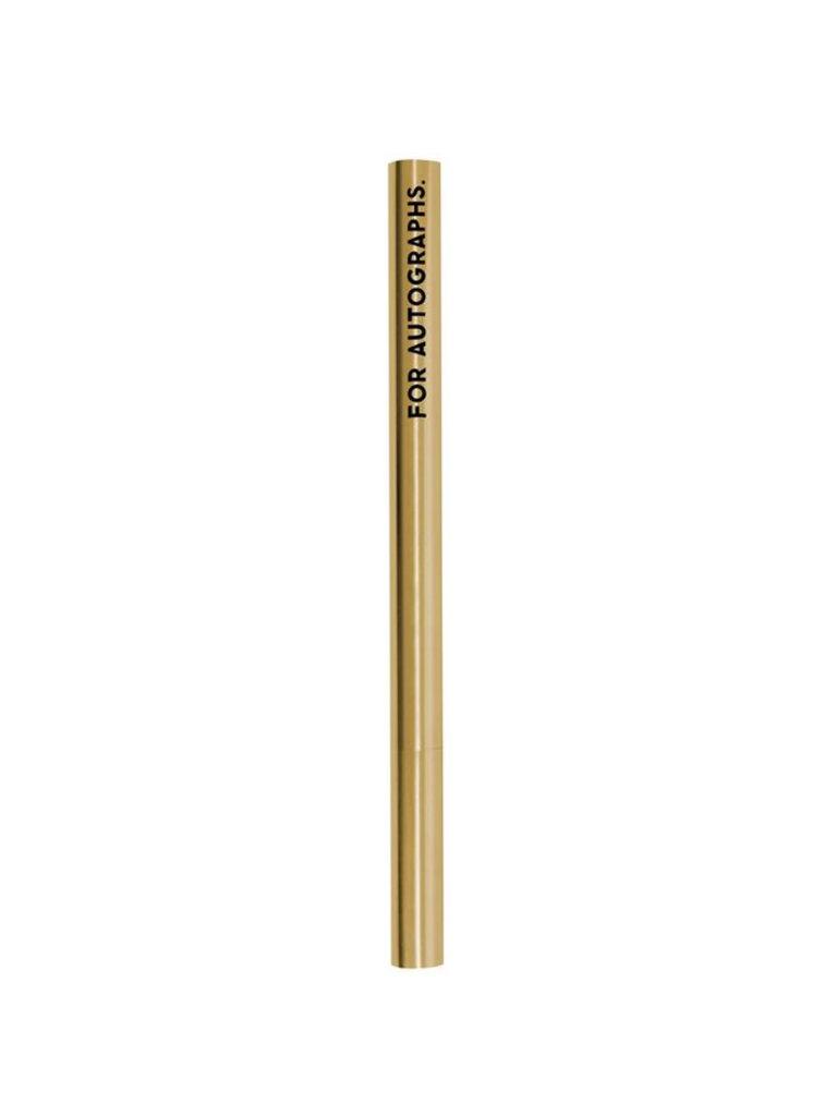 For Autographs Gold Pen