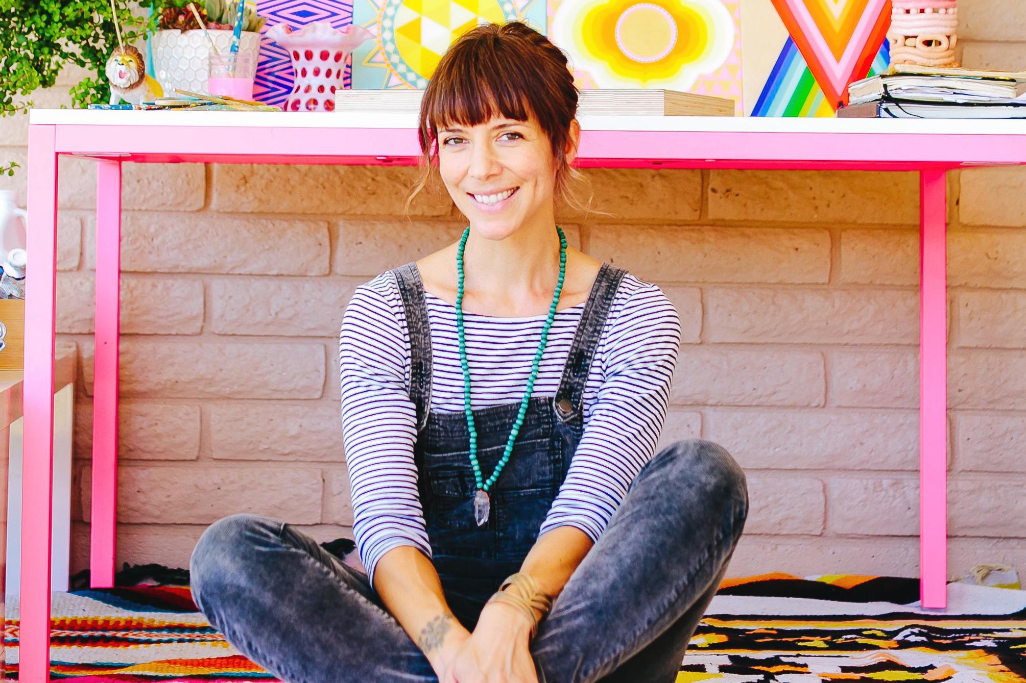 Creative Spotlight: LUA Skincare's Lori Fenn
