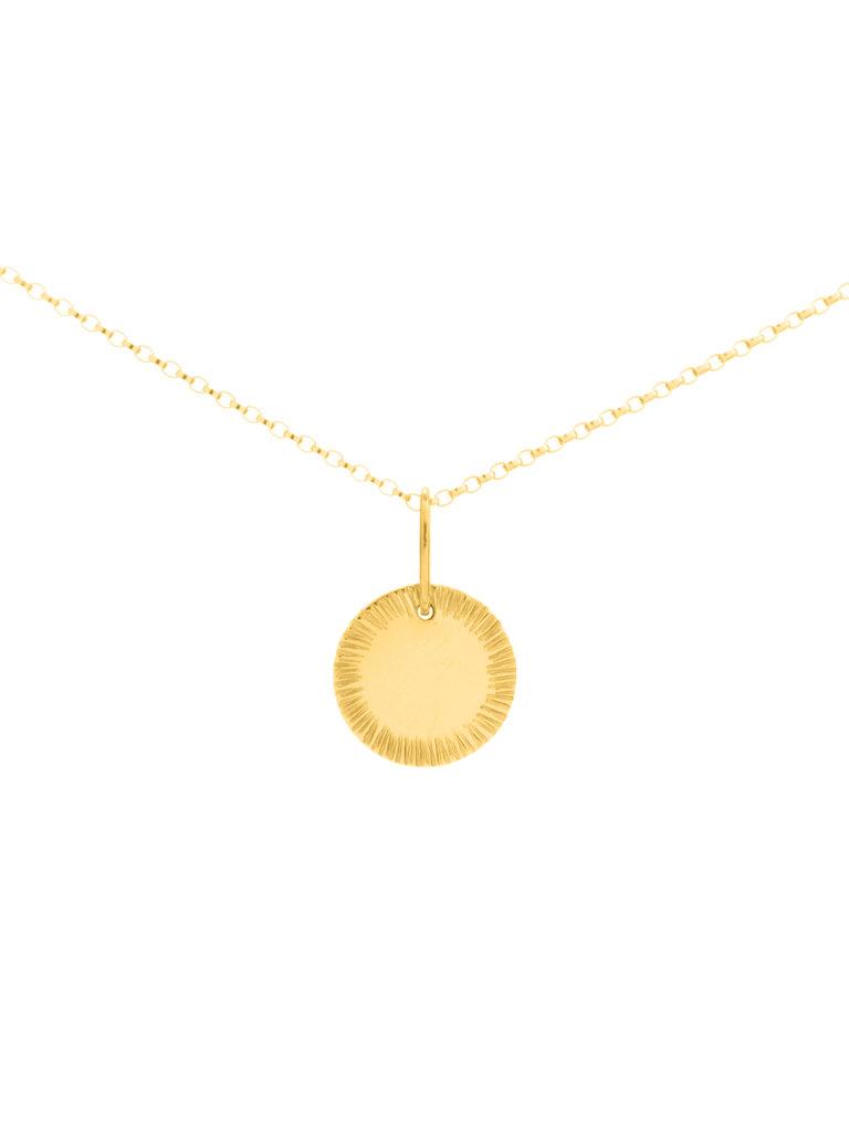 Sun Rays Necklace