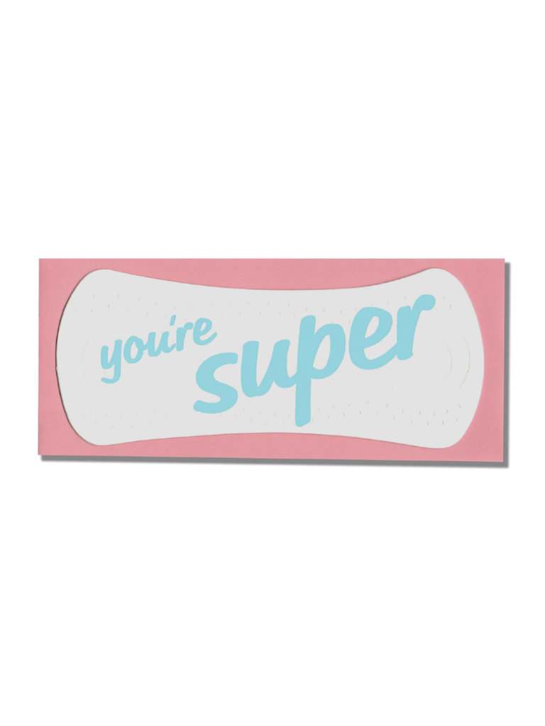 Super Pad Card
