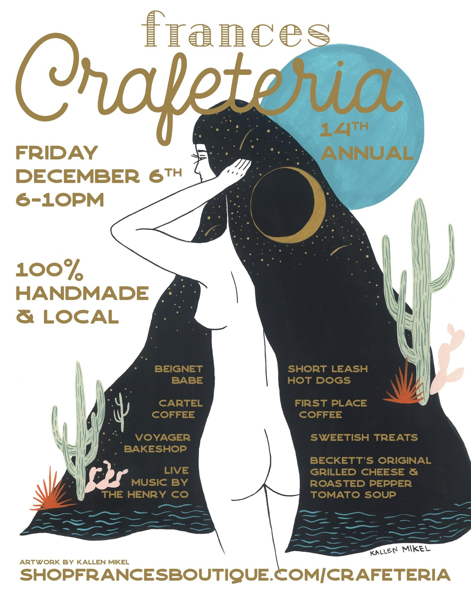 Crafeteria Indie-Style Craft Fair in Phoenix Arizona