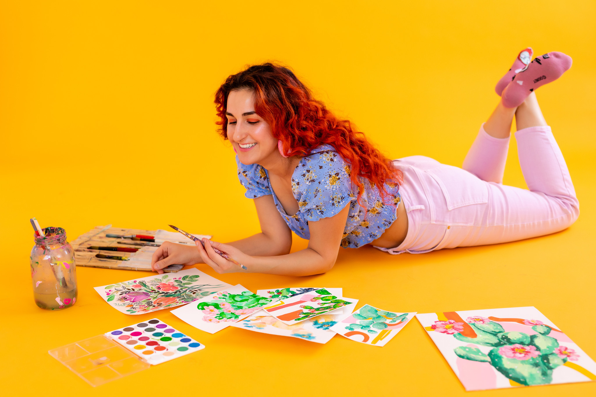 Creative Spotlight: Rachel Eskandari