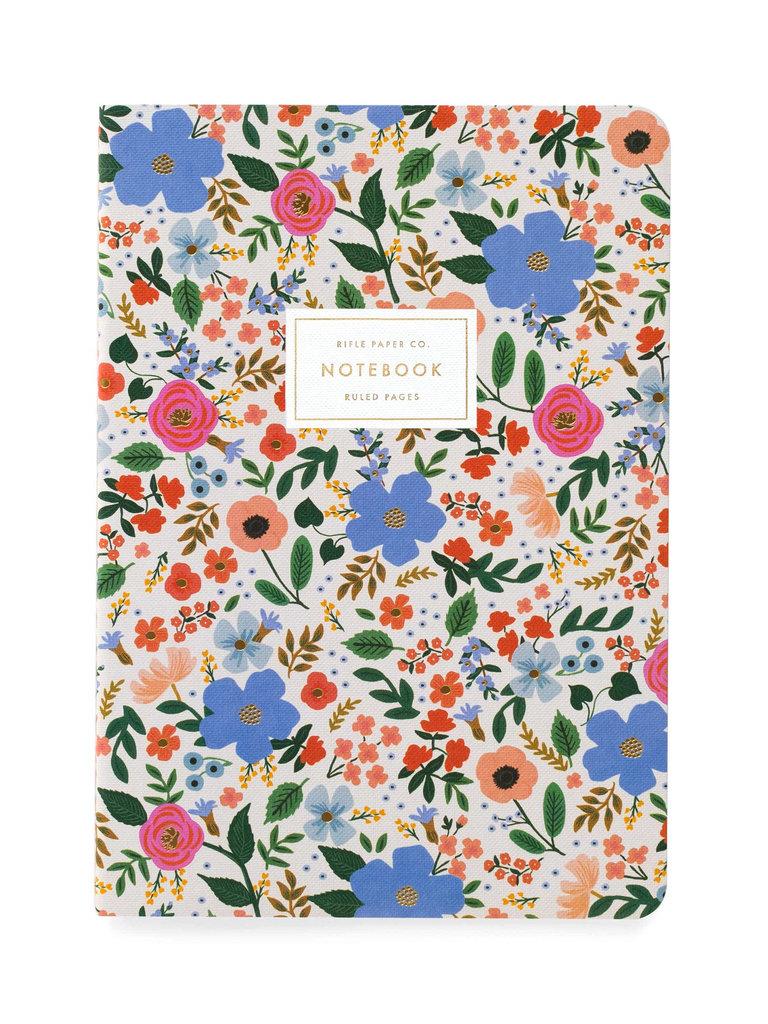 Wild Rose Notebook Set