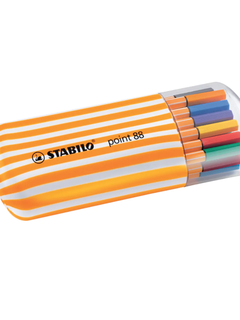Stabilo Point 88 Markers/20 pk