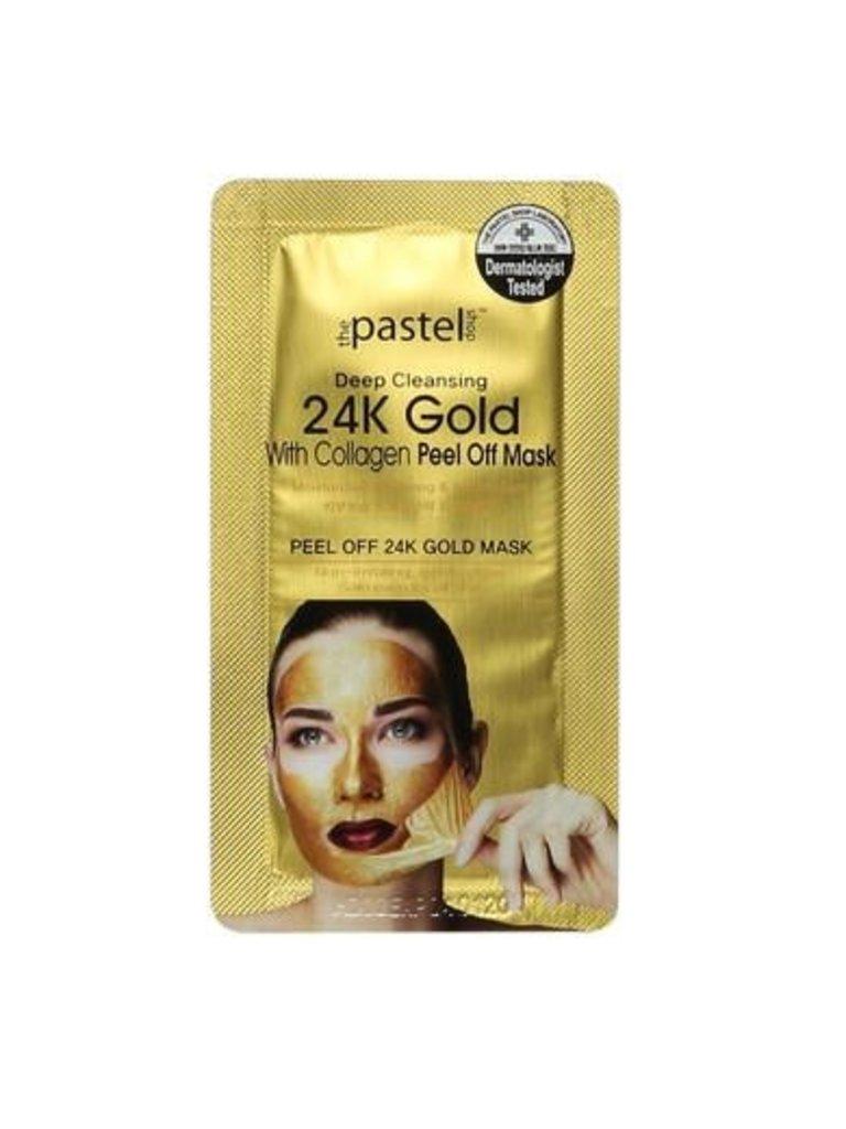 24K Gold Peel Off Face Mask