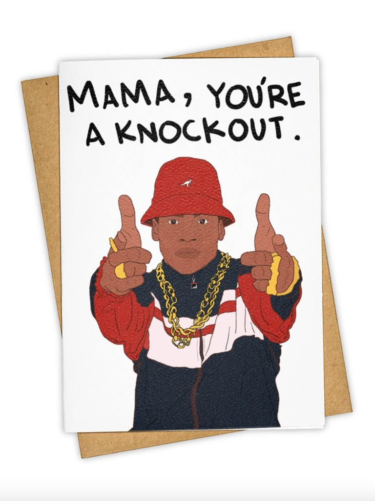 You're a Knockout Card
